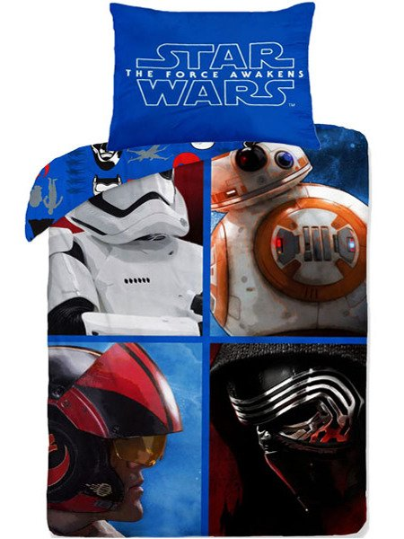 bettw sche star wars 506 lizenzierte kinder produkte. Black Bedroom Furniture Sets. Home Design Ideas