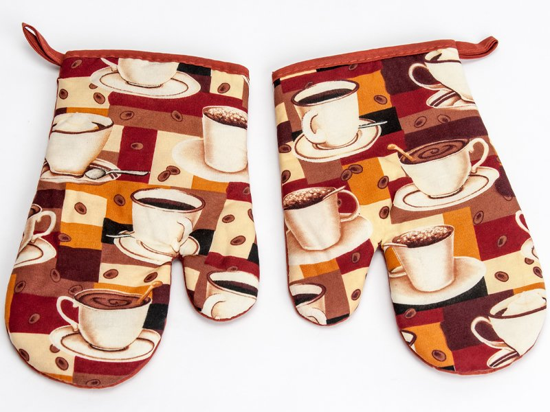 k chenhandschuhe mit magnet coffee f9696 k che. Black Bedroom Furniture Sets. Home Design Ideas