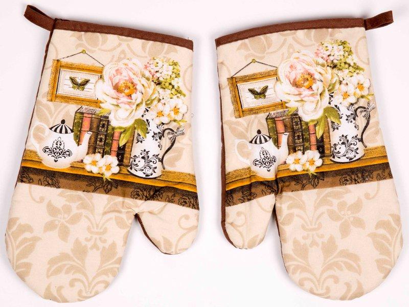 k chenhandschuhe mit magnet flower 9430 k che. Black Bedroom Furniture Sets. Home Design Ideas